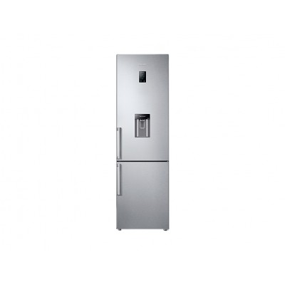 Samsung RB37J5942SL 360LBottom Freezer Combi Refirgerator with Space Max Technology