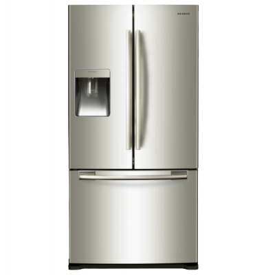 Samsung RF67DESL 710L Twin Cooling French Door Refrigerator