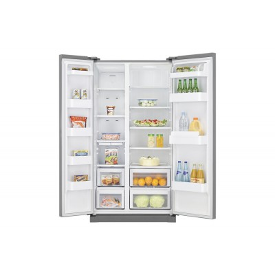 Samsung RSA1NHMG 660L with No Frost & Multi Flow Side By Side Refrigerator