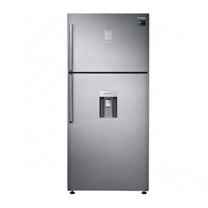Samsung RT50K6531SL 500L Twin Cooling Plus Top Freezer Refrigerator With Water Dispenser