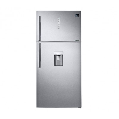 Samsung RT62K7110SL 620L Top Freezer Refrigerator - Water Dispenser