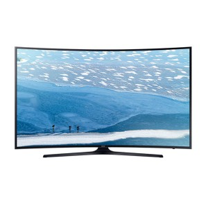 Samsung UA55KU7350 55 Inch UHD Curved Smart LED TV