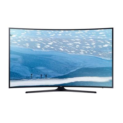 """Samsung UA49KU7350 49"""" UHD Curved Smart LED TV"""