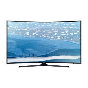 "Samsung UA55KU7351 55"" UHD 4K Curved Smart TV"