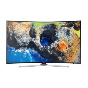 "Samsung 49"" UHD 4K Curved TV"