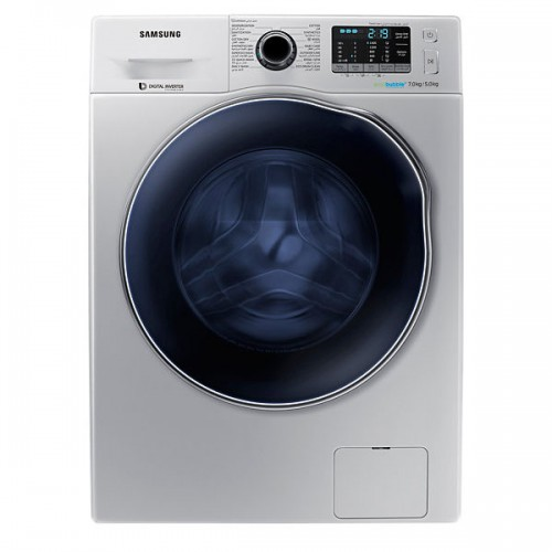 samsung wd70j5410as 7 5kg combo washing machine with eco bubble. Black Bedroom Furniture Sets. Home Design Ideas