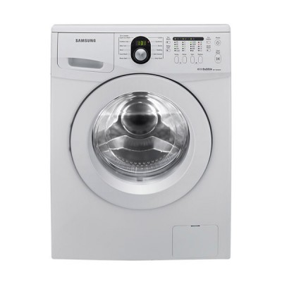 Samsung WF1702W5W 7kg Ecobubble Front Loader - White