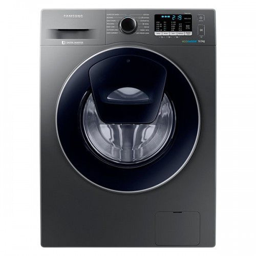 samsung ww90k5410 9kg front load washing machine. Black Bedroom Furniture Sets. Home Design Ideas