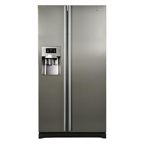 samsung 660l rs21hdtpn h series side by side refrigerator. Black Bedroom Furniture Sets. Home Design Ideas