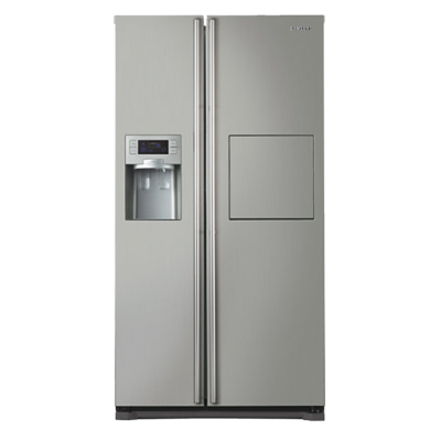 Samsung 660L RS21HFTPN H Series Side By Side Refrigerator