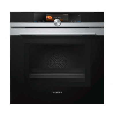 Siemens iQ700 Stainless Oven with Built-in Microwave