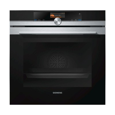 Siemens iQ700 Stainless Oven with FullSteam Function