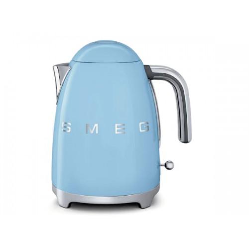 Smeg 1 7l electric retro kettle smeg klf03pbsa - Smeg vintage ...