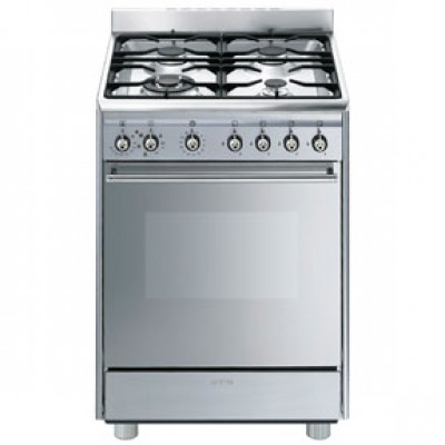 Smeg SSA60MX9 60CM Gas/Electric Stove