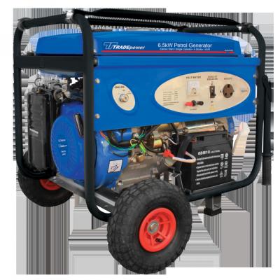 Tradepower 6.5Kw Petrol Generator
