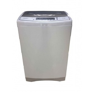 Whirlpool 13KG Top Loader Washing Machine - Metallic