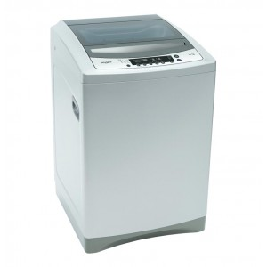 Whirlpool 16 kg Top Loader Washing Machine - Silver