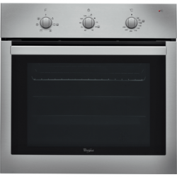 Whirlpool AKP738/IX 60CM Single Multi-function oven