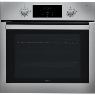 Whirlpool AKP742IX 60CM Single Multi-function Oven