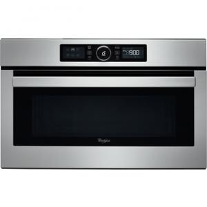 Whirlpool AMW730/IX 31L 6th Sense Microwave Oven