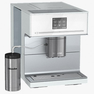 Miele CM7300 Countertop Coffee Machine - White