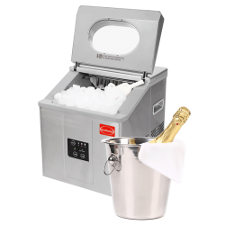 SnoMaster ZBC-15 Portable Ice Maker
