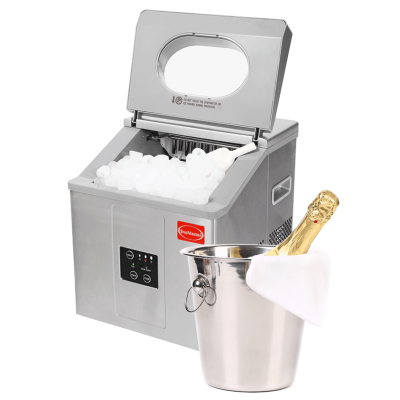 SnoMaster ZBC-15 Portable Ice Maker
