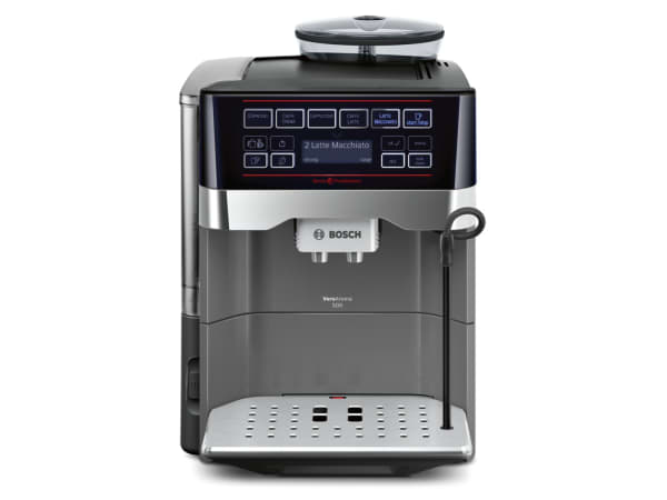 Mayer Automatic Bean To Cup Coffee Maker : Bosch VeroAroma 500 Automatic Bean to Cup Coffee Maker TES60523RW