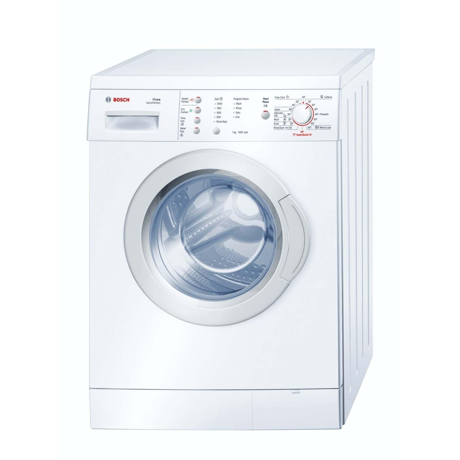 Bosch WAE ZA 7KG Front Load Washing Machine
