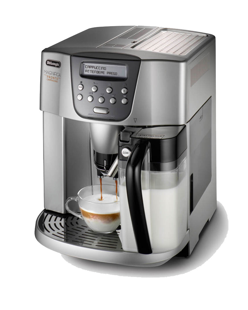 delonghi esam4500 magnifica coffee maker coffee machines. Black Bedroom Furniture Sets. Home Design Ideas