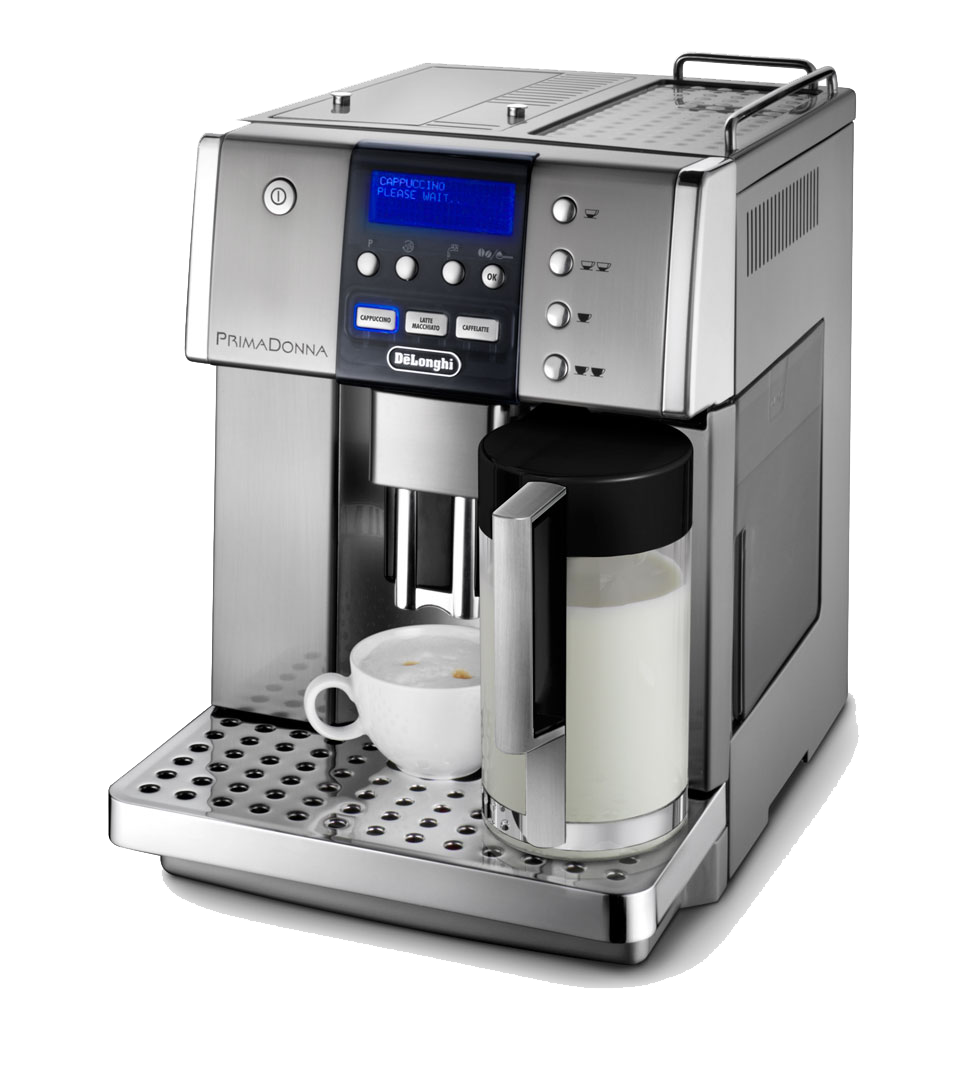 Delonghi Coffee Maker Ec7 : Coffee Machines DeLonghi Coffee Machine