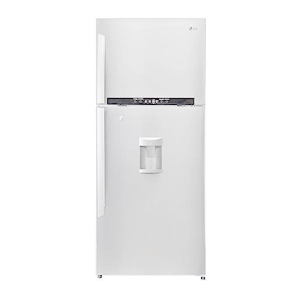 Lg Gl B492gqpl 421l Top Freezer Combi Refrigerator With Water Dispenser White