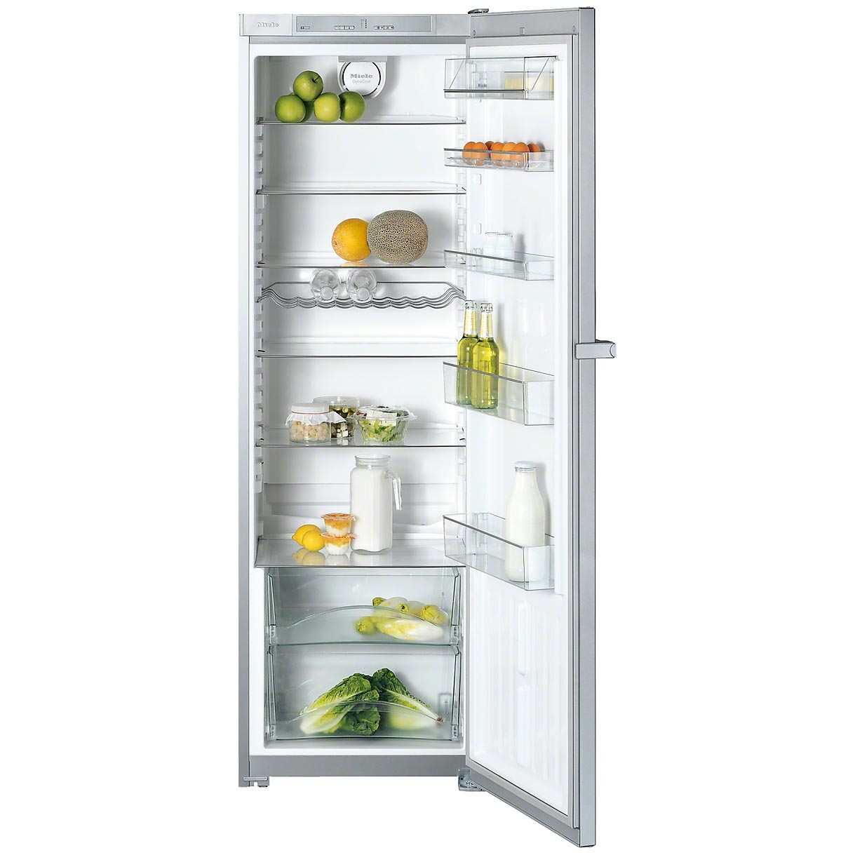 miele k12820sd edt cs side by side fridge cleansteel door only. Black Bedroom Furniture Sets. Home Design Ideas