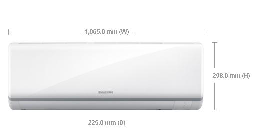 samsung-aq24tsbn-non-inverter-24000btu-airconditioner-dimensions