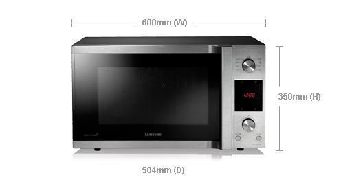 Microwave Oven Size Bestmicrowave