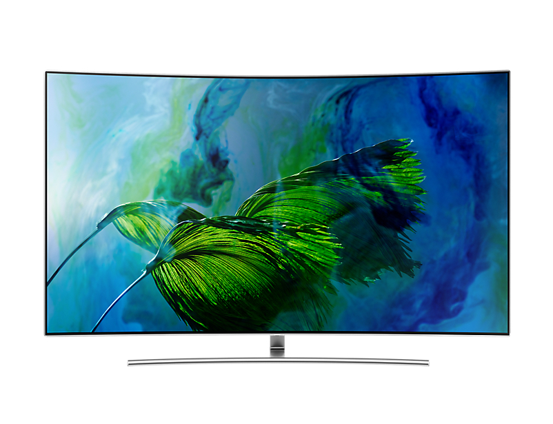 Samsung QLED - The latest TV on the block